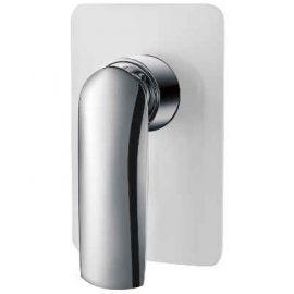 Celine Shower Mixer White and Chrome