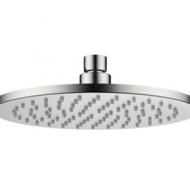 Akemi Overhead Shower 200mm Brushed Nickel