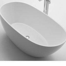Celine Oval Freestanding Bath 1700 White