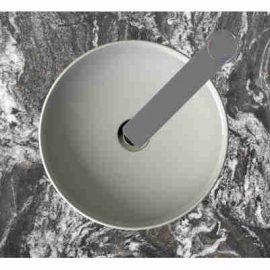 Finesa Ultra Fine Countertop Basin White