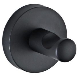 Cirna Robe Hook Black