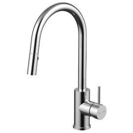 Cioso Pullout Spray Sink Mixer Chrome