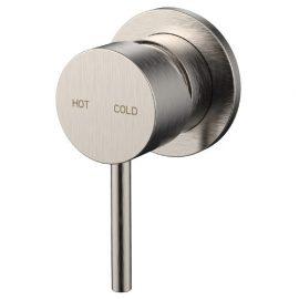 Cioso Shower Mixer Brushed Nickel – Pin Down