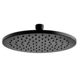 Akemi Overhead Shower 250mm Black