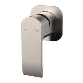 Zoya Shower Mixer Brushed Nickel