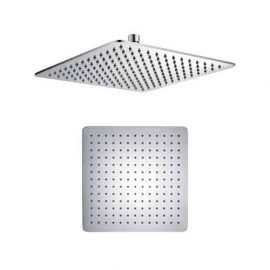 Kiato Square Overhead Shower 300mm PSS